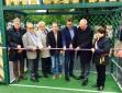 Inauguration de City Stade